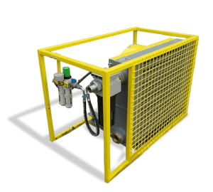 Air Cooler for cable blowing machines