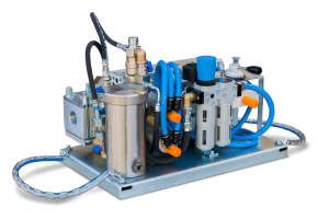FOK Cable Blowing Machine