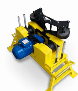 Cable Pusher / cable pushing machine for cable blowing machine