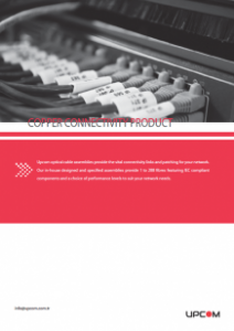 copper connectivity