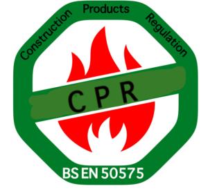CPR Compliance for fiber optic cable, b2ca euro class, B2ca fiber cable