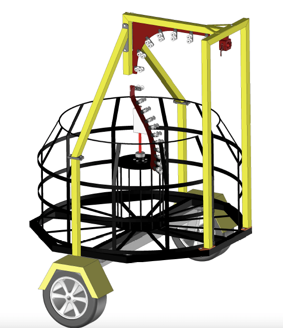 CABLE FLEETER