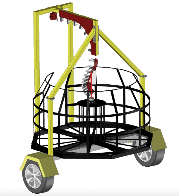 CABLE FLEETER 4
