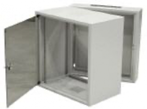 Choosing 19 rack cabinet, double section wall cabinet