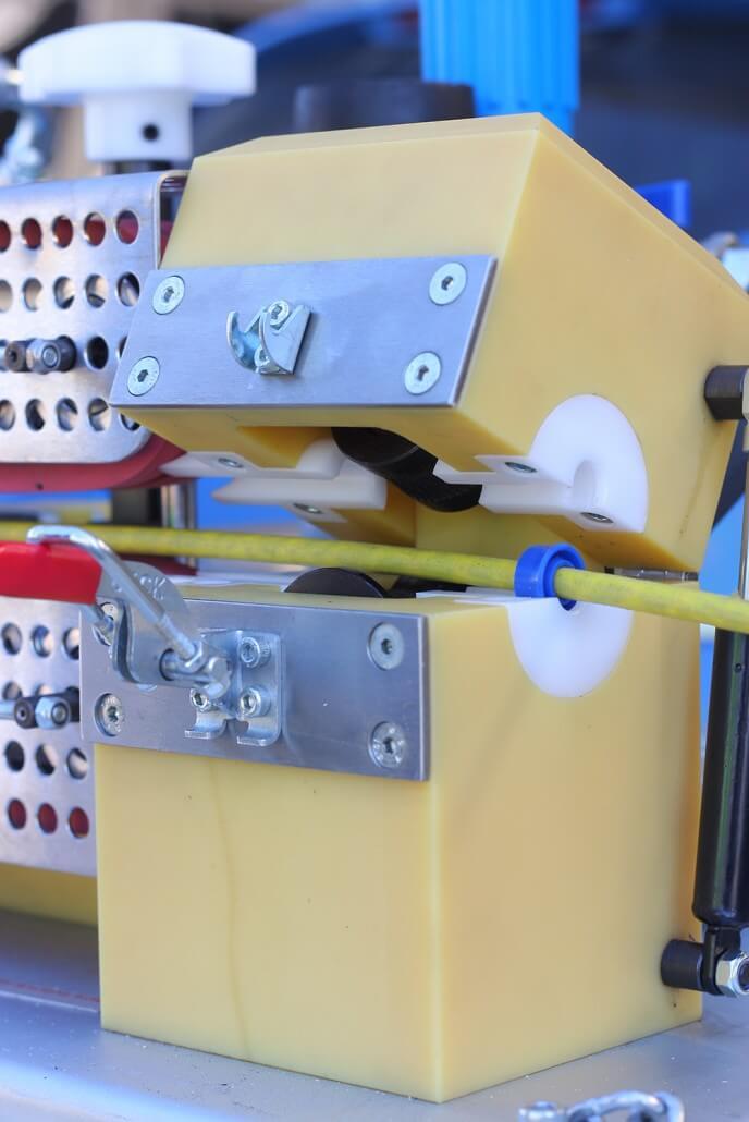 Mini-FOK Cable Blowing Machine Gray 4